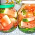 3 Головних рецепта консервування кавунів