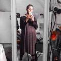 Вагітна Крістіна Асмус виступає в театрі і ігнорує суд