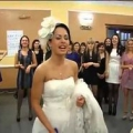 Прикол на весіллі: букет нареченої