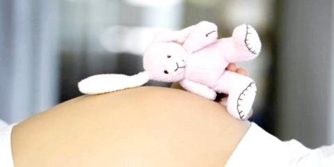 Герпес при вагітності.