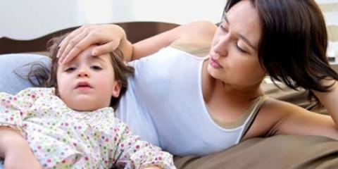Як лікувати застуду у дитини